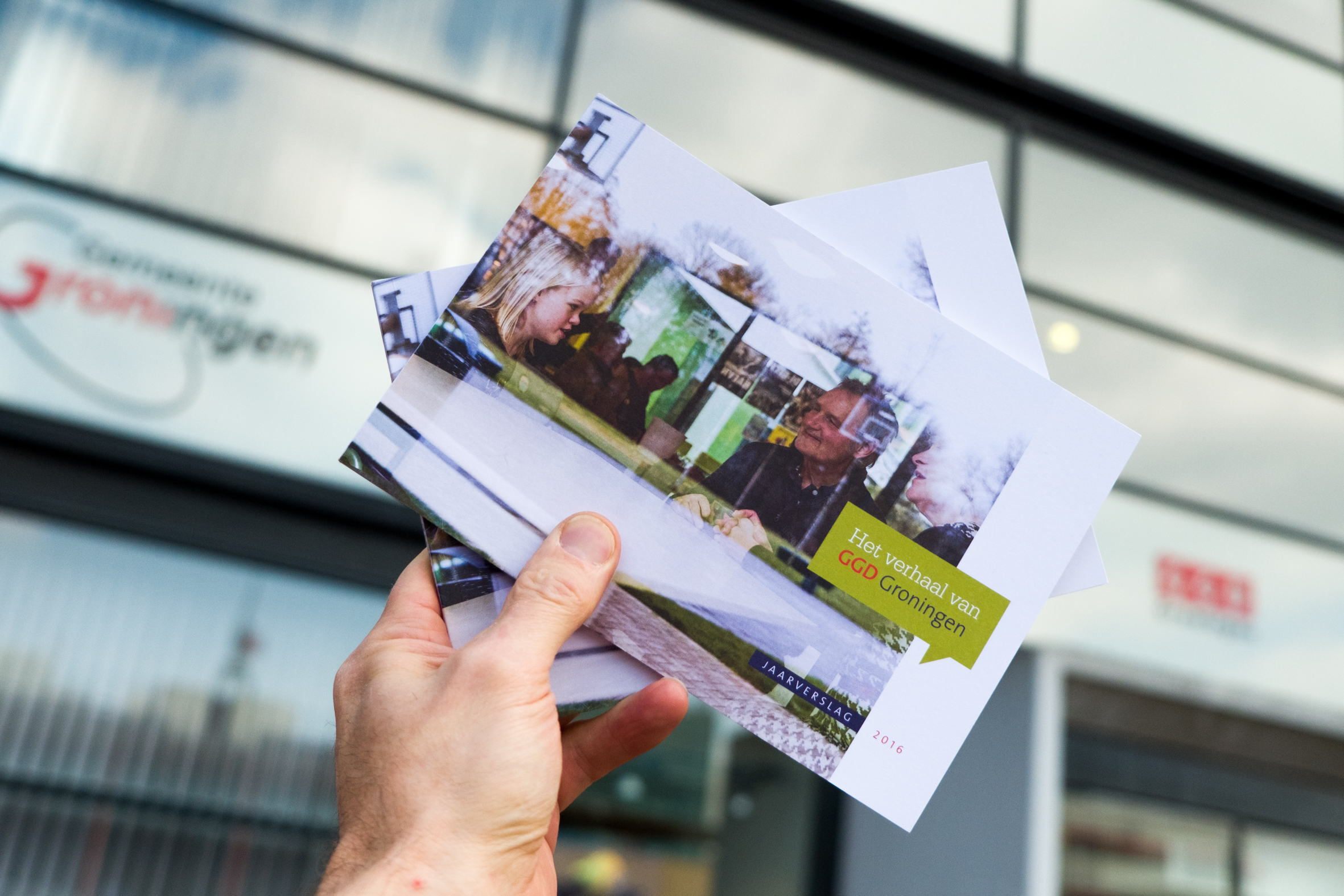 Jaarverslag GGD Groningen