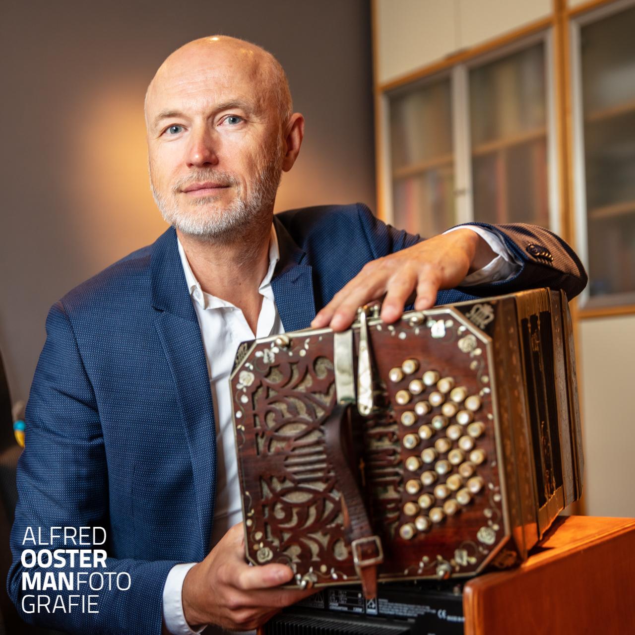 In gesprek met Harry Dijkstra, musicus en ondernemer.
